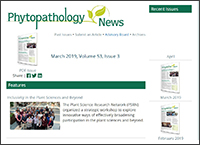 Phytopathology News Gets a New Look