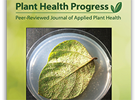 """Seeking submissions for focus issue """"Plant Disease and Vector Research in a Changing World."""""""