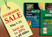 Save up to 20% on all APS PRESS titles using promo code STOREWIDE! Sale ends May 31.