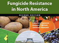 Fungicide Resistance in North America, Second Edition includes new crop-specific case studies