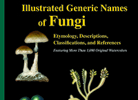 Exquisitely illustrated mycology reference includes 1,000-plus original watercolors and 1,700 descriptions of genera.