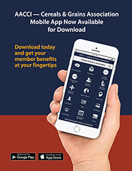 Cereals & Grains Mobile App
