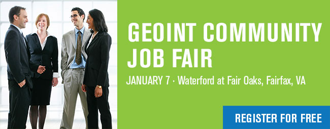 GEOINT Community Job Fair