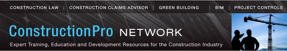 ConstructionPro Network Live Webinars