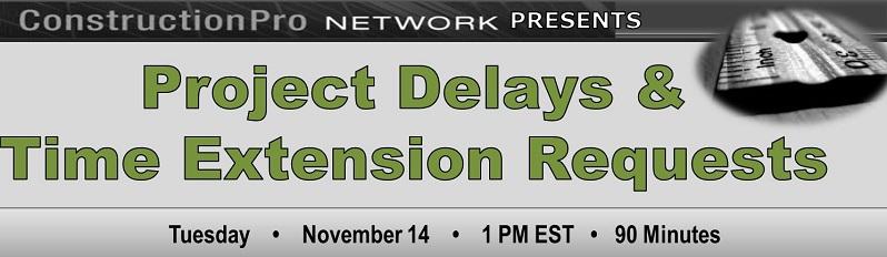 Construction Delay
