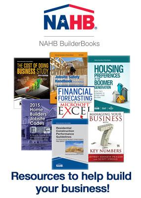 NAHB BuilderBooks
