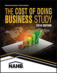 The Cost of Doing Business Study, 2016