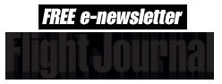 Flight Journal Free e-newsletter