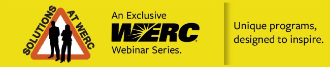An Exclusive WERC Webinar Series